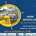 MSME DEFexpo-2013